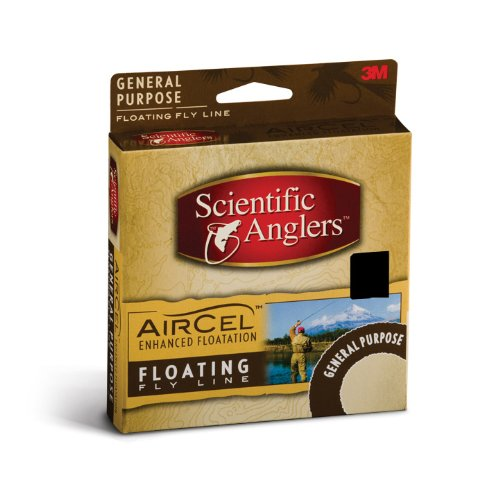 Scientific Anglers Air Cel 7 Weight Forward Fly Line (Green)