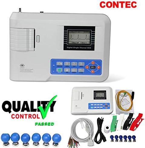 CONTEC 12 - Batería recargable para monitor de plomo (canal único)