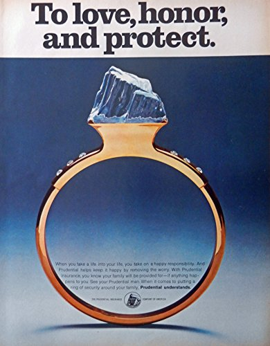 prudential-insurance-60s-full-page-color-illustrationprint-art-to-lovehonor-and-protect-original-vin