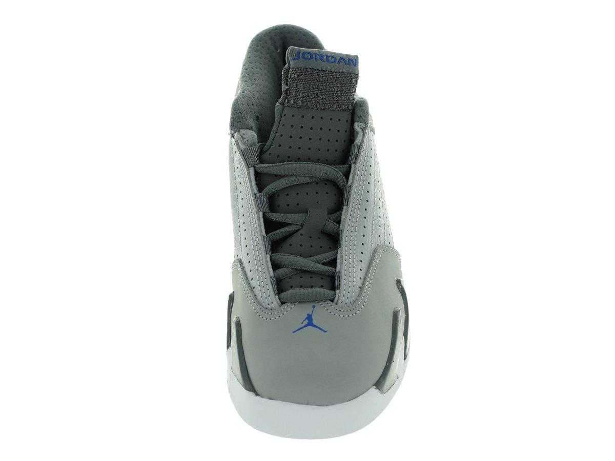 on sale 97570 bb8da jordan 14 wolf grey on feet Lebron james x prisms shop lebron ...