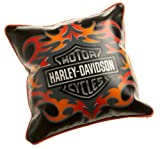 Harley-Davidson Tattoo Decorative Pillow