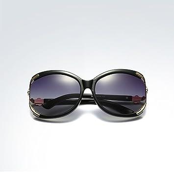 Gafas De Sol Polarizadas para Mujer Gafas De Sol Grandes Espejo De Conducción Gafas De Sol