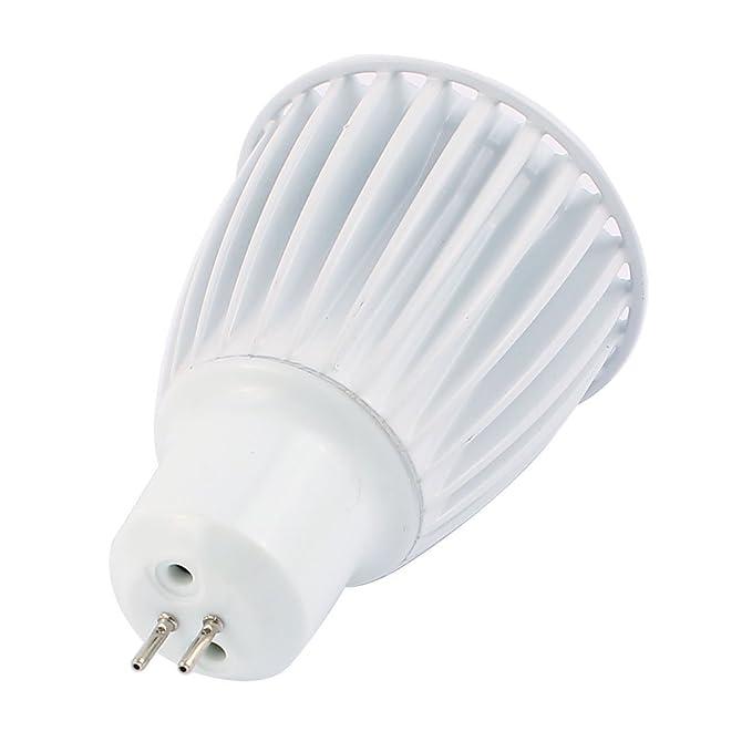 eDealMax AC85-265V 7W ultra brillante COB GU5.3 Lámpara Bombilla Downlight LED blanco puro - - Amazon.com