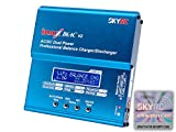 Genuine SKYRC iMAX B6AC V2 Dual Power (6Amps,50Watts) LiPo, LiHV, LiIon, LiFe, NiCd, NiMH, Pb Lead Acid AC/DC Professional RC Balancing Battery Charger