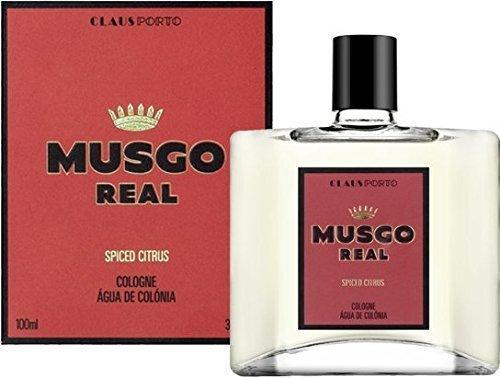 Claus Porto Musgo Real No.3 Spiced Citrus Colonia (100 ml)