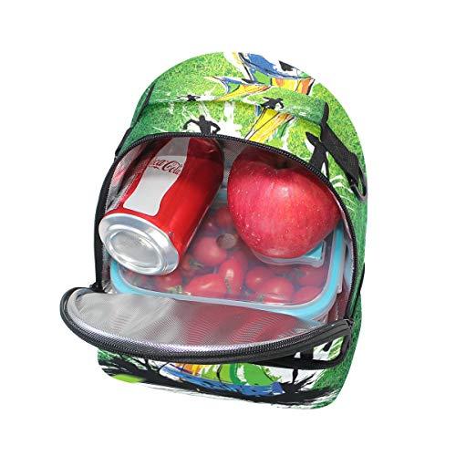 para de Alinlo con almuerzo correa el la pincnic ajustable térmica el para hombro Bolsa escuela para rRq86r