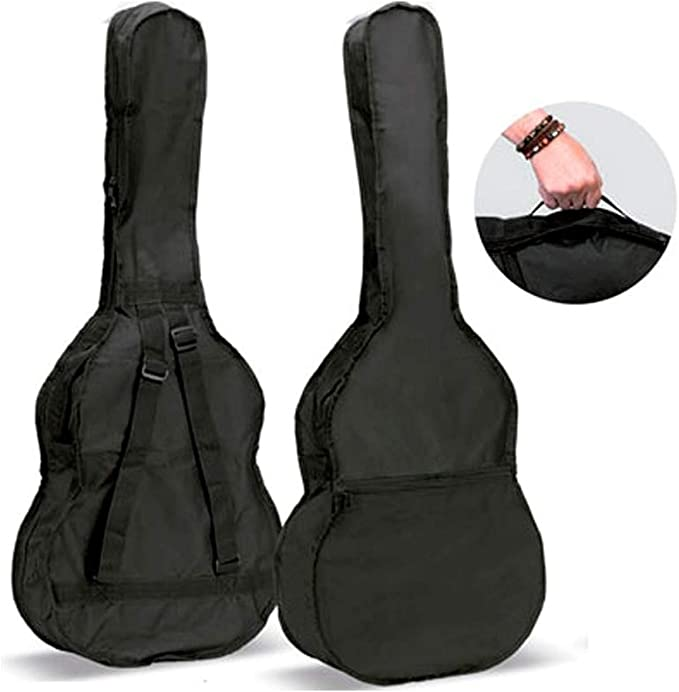 Guitarra Clásica Española Admira Málaga + Funda: Amazon.es ...