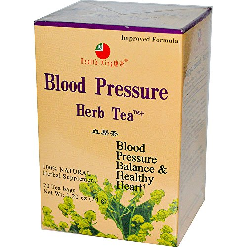 Health King Blood Pressure, Pack of 12 by Health King