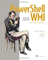 PowerShell and WMI Front Cover