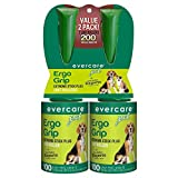 Evercare Pet Lint Roller 100 Layer 2-Pack, 200 Total Layers