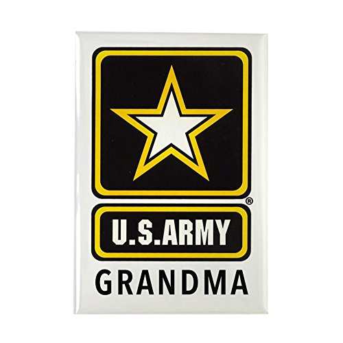 CafePress Army Grandma Magnets Rectangle Magnet, 2