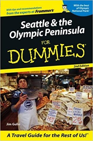 Book Seattle & the Olympic Peninsula For Dummies (Dummies Travel) by Jim Gullo (2003-10-24)