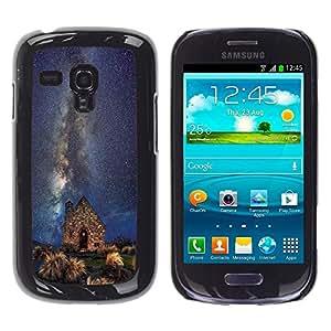 Dragon Case - FOR Samsung Galaxy S3 MINI 8190 - Let it go - Caja protectora de pl??stico duro de la cubierta Dise?¡Ào Slim Fit