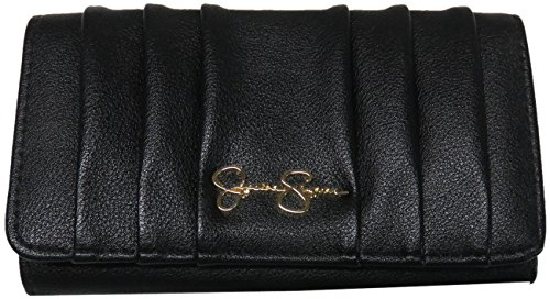 Jessica Simpson Women's Trifold Wallet, Size 6.5