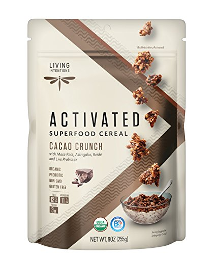 LIVING INTENTIONS CEREAL CACAO CRNCH SPRFOD