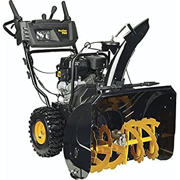 Poulan 961920090 PRO PR270 27 254 cc Two Stage Electric Start Snow Thrower
