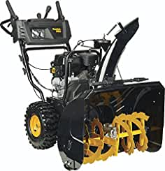 Poulan Pro PR271, 27 in. 254cc LCT Two-Stage Electric Start Snow Blower with...