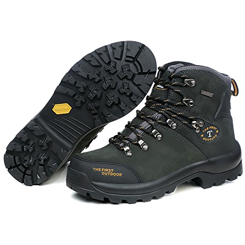 Hiking Trekking Waterproof Sports Shoe Sneakers Boots Deep Green Outdoor Breathable Women's Climbing qx54wTwf