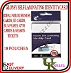 Self Laminating ID Card (Pack of 10)...