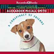 A Conspiracy of Friends: A Corduroy Mansions Novel, Book 3 | Alexander McCall Smith