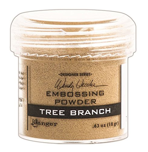 Ranger Wendy Vecchi Embossing Powders, Tree Branch, 1-Ounce WEP-43928