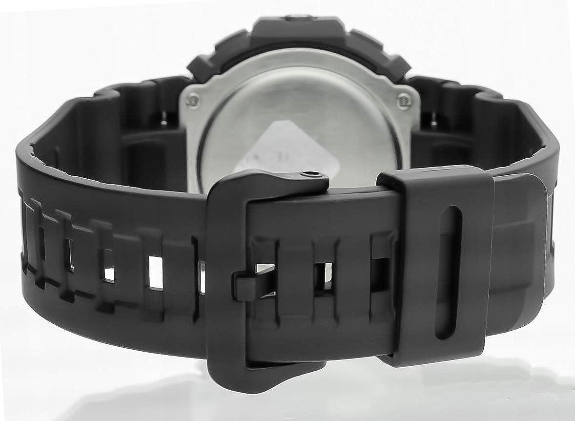 Casio Reloj Digital para Hombre de Cuarzo con Correa en Resina TRT-110H-1AVEF: Amazon.es: Relojes