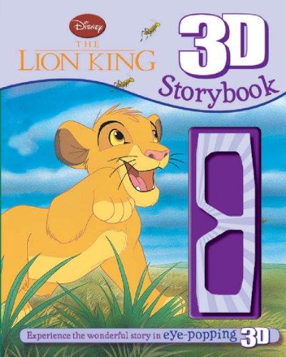 (Disney 3D Storybook: The Lion King)
