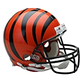 Cincinnati Bengals Officially Licensed NFL Proline VSR4 Authentic Football Helmet