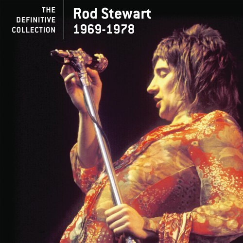 Rod Stewart 1971 - Definitive Collection 1969-1978 by Stewart, Rod (2009) Audio CD