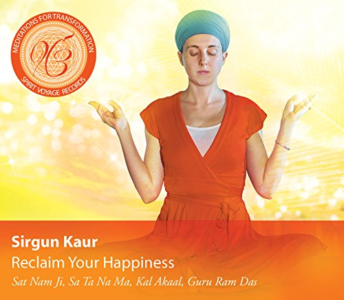Reclaim Your Happiness Meditations Transform product image