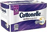 Cottonelle Ultra Comfort Care Double Roll Bath Tissue, 36 Count