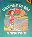 Barney Is Big, Nicki Weiss, 0140540598