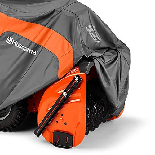 (Husqvarna Snow Thrower Blower Protective Heavy Duty Tarp Cover, Gray | 582846301 )