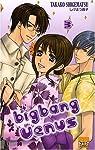 Big Bang Vénus, Tome 3 par Shigematsu