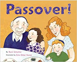 Image result for Passover! By Roni Schotter