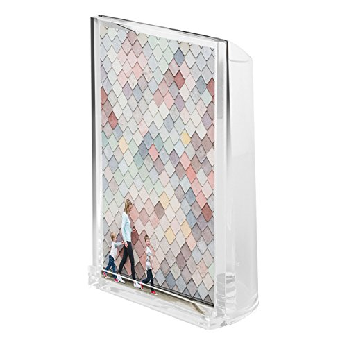 Umbra Acrylic Optic Photo Frame/Holder, 4