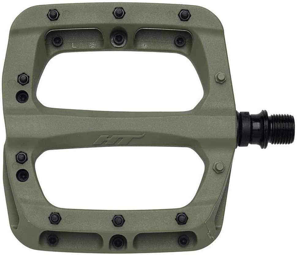 Olive HT Pedals PA03A Platform Pedals CrMo