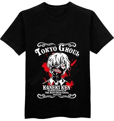 PW - New Japanese Anime Tokyo Ghoul T-Shirt Tee - Ken Kaneki