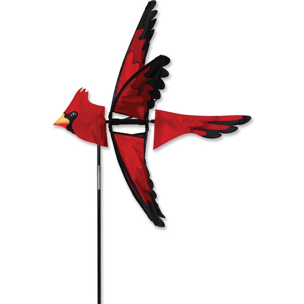 Premier Kites 23 In. North American Cardinal Spinner