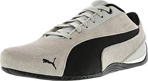 PUMA Mens Drift Cat 5 NM 2 Ankle-High Suede Fashion Sneaker Gray Violet / Black UAIkYz