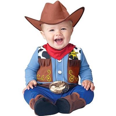 Wee Wrangler Infant/Toddler Costume: Toys & Games