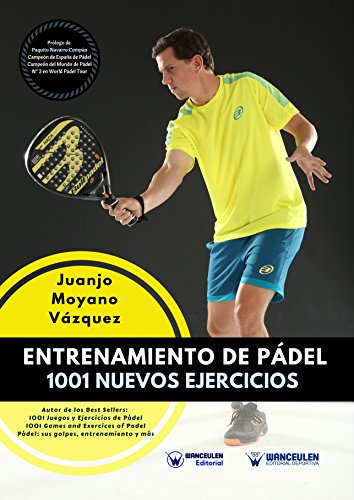 Amazon.com: Entrenamiento de Pádel: 1001 nuevos ejercicios ...