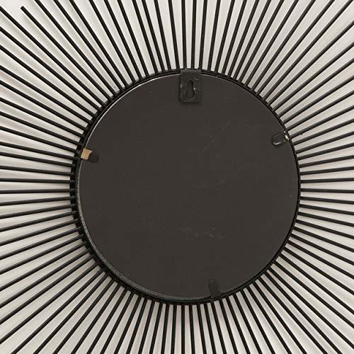 Home Collection Maison Ameublement D/écoration Miroir /à Muraux en Forme de Soleil