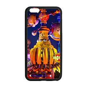 """Pookeb Tomorrowland Music Festival For Iphone6 Plus Case Cover Shell Artistic Design Cover Case for iPhone6 Plus 5.5"""" Protective Cover TPU (Laser Technology) Personalized Pattern Iphone6 Plus Case Great Gifts For Friends Or Families"""
