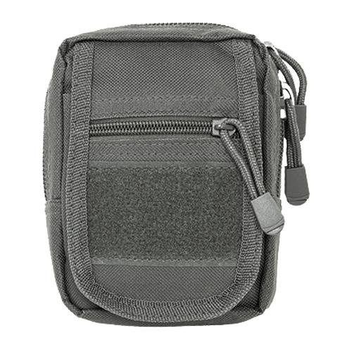 NC Star Small Utility Pouch, Urban Gray