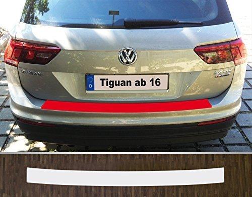 Is-Tuning Ajuste Perfecto para VW Tiguan 2 Ab 2016 , Lámina de Protección de la Pintura Película de Protección Transparente Alféizar