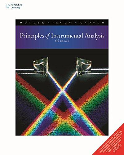 principles of instrumental analysis skoog shared files: