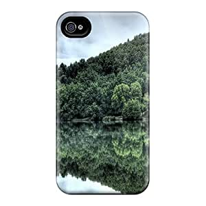 Fashion Protective Landscape 11 Case Cover For Iphone 4/4s