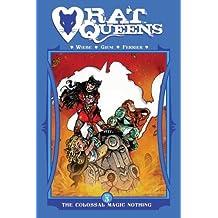 Rat Queens Volume 5