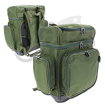 NGT Carp Coarse Fishing XPR Multi Compartment Rucksack Tackle Bag  Waterproof  Amazon.co.uk  Sports   Outdoors e955d79b01138